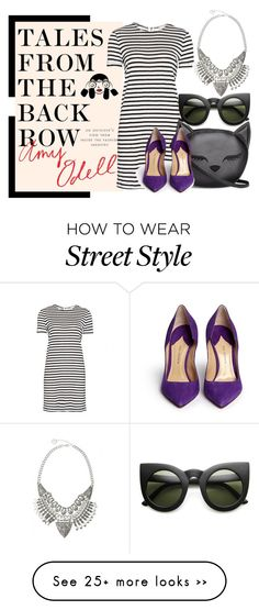 """""""NYFW Street Style"""" by may-calista on Polyvore featuring Alice + Olivia, Paul Andrew, StreetStyle and talesfromthebackrow"""