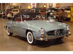 1959 Mercedes-Benz SL Class