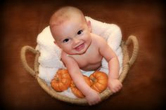 Fun fall photography ideas for baby!