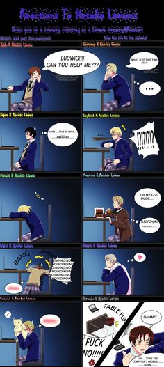 APH Characters React To: Country X Reader LEMONS!! by AmazingArtistYellow.deviantart.com on @DeviantArt