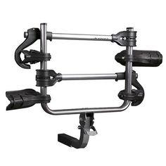 Kuat TS02G - Transfer - 2 Bike Hitch Rack - For 2 or 1.25 Inch Hitch - Gun Metal
