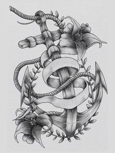this is def my next tattoo...in the ribbon it will say A smooth sea never made a skillful sailor