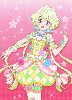 Aikatsu STARS [Wings of STARS]! Aria