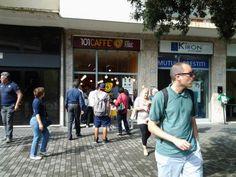 101 Caffè :: Inaugurazione 101CAFFE' Padova