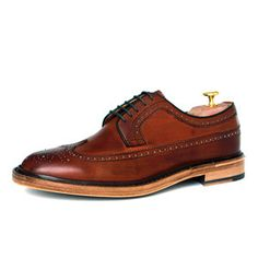 GOODYEAR WELTED LONGWING BROGUE