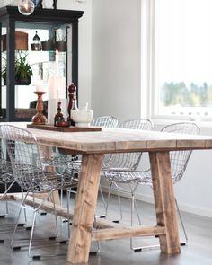 Spisebord No.2 fra by Rust