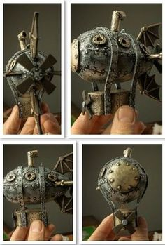 Safari Steampunk Anyone? Steampunk is a rapidly growing subculture of science fiction and fashion. Chat Steampunk, Steampunk Airship, Style Steampunk, Steampunk Crafts, Steampunk Design, Steampunk Wedding, Steampunk Costume, Dieselpunk, Steampunk Fashion