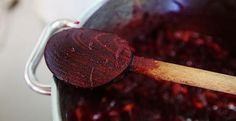 Beetroot and Ginger Relish – Cornersmith Beetroot Relish, Coriander Seeds, Diy Food, Fresh Fruit, Pickles, Dinner Recipes, Stuffed Peppers, Homemade