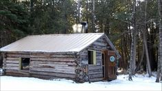 Solar System for a Small Log Cabin.wmv…always been curious about how to run solar electric.. how much etc..