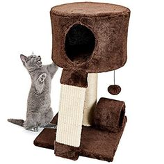 Kitty City Steel Claw Mega Kit Cat Furniture