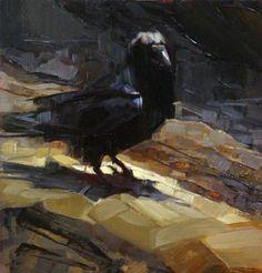 another Astonishing Raven by lindseykustusch