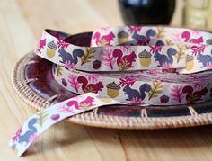 squirrrel ribbon by: Jessica Jones