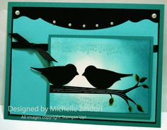 Two Birds – Stampin' Up! Card Tutorial #594 |