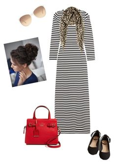 """""""Untitled #543"""" by brendansara1018 on Polyvore featuring J.Crew, Lane Bryant, Kate Spade and Chan Luu"""