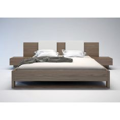 FREE SHIPPING! Shop AllModern for Modloft Monroe Upholstered Platform Bed - Great Deals on all  products with the best selection to choose from!