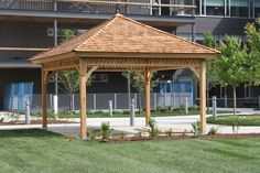 Another application of our favorite design - #Montpelier gazebo!
