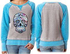 Pretty Skull Sweatshirt - FTGS