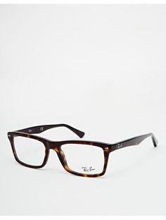 Ray-Ban Wayfarer Glasses - Brown