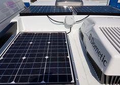 Panele Słoneczne Globe-Traveller Pathfinder XS Solar Geyser, Small Solar Panels, Luxury Rv, Magnetic Motor, Rv Accessories, Solar Lamp, Solar Panel Installation, Rv Hacks, Camper Van