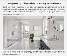 Are you looking to know how to renovating your home bathroom? is a leading company which you provide all the service related to bathroom renovations Auckland. Bathroom Sconces, Bathroom Wall, Modern Bathroom, Small Bathroom, Bath Or Shower, Take A Shower, Shower Cabin, Open Cabinets, Moving House
