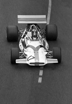 Pedro Rodriguez / BRM P153