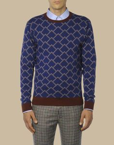 Jumper Men - #Knitwear Men on Trussardi // #fashion #menswear