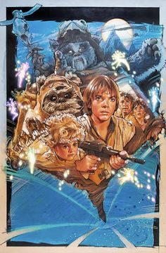Ewok, Indiana Jones, Caravan, Star Trek, Sci Fi, Character Design, Adventure, Stars, Gallery