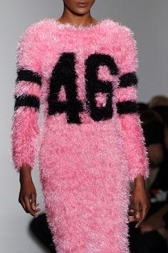 Jeremy Scott  new-york-fashion-week fall 2014