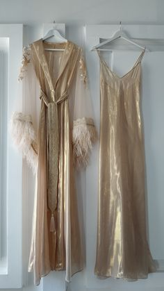 Bridal Robes, Bridal Lingerie, Vintage Lingerie, White Nightgown, Silk Nightgown, Designer Lingerie, Beautiful Lingerie, Lingerie Sleepwear, Pretty Outfits