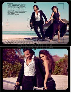 Kareena Kapoor & Saif Ali Khan grace Harper's Bazaar India | PINKVILLA