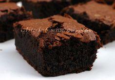 Torta con crema al cioccolato   Arte in Cucina