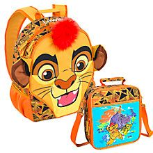 The Lion Guard Backpack and Lunch Tote Collection | Disney Store