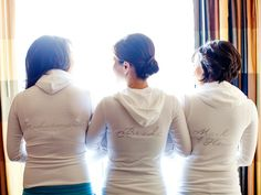 Bridesmaid Gift Tell-All: 29 Creative Ideas We Can't Stop Talking About | Photo by: Drew B Photography | TheKnot.com