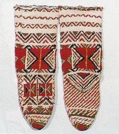 Bulgaria - women's knitted socks