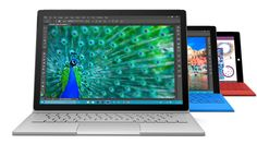 All Surface Laptops and Tablets from Microsoft