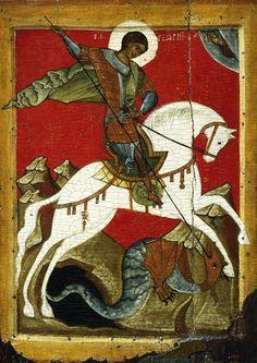 La Sindrome di Stendhal.: San Giorgio e il mostro