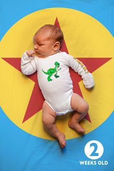 weekly photo 2 - Pixar's Toy Story - Rex
