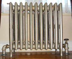 Good old radiator heat........steamy!!!