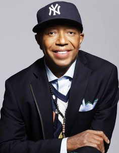 Russell Simmons, mogul, author, activist, hip-hop industry icon, co-founder of Def Jam, buddist, and creator of the clothing fashion lines Phat Farm, Baby Phat, Argyleculture, and American Classics. His estimated net worth is about $ 350 million.  #cartonmagazine #oldschool #hiphop