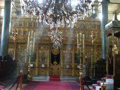 Iconostasis of the Ecumenical Patriarchate