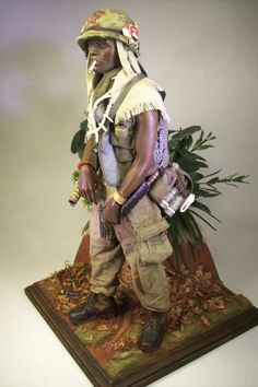 "Roach from ""Apocalypse Now"" 1/6 Scale Model"