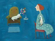 ilustración de Jenny Meilihove