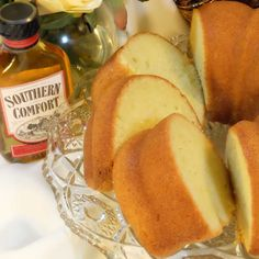 Old Fashioned Pound Cake, Just Fresh, Orange Zest, Southern Comfort, Cake Ingredients, Vanilla, Salt, March, Menu