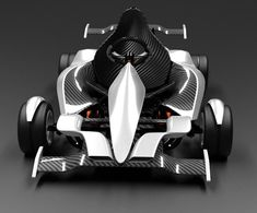 Carbon Fibre Go-Kart