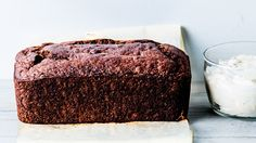 Earthy, nutrient-rich whole grain flours give this classic banana loaf cake recipe some added personality.