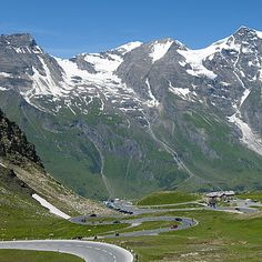 Breathtaking view from the Grossglockner High Alpine Road © Grossglockner Hochalpenstrasse