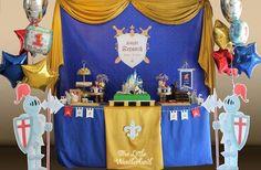 Fiesta medieval infantil