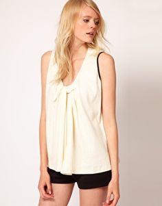 United Bamboo Sleeveless Top Cotton Jersey