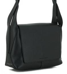 Bags, Fashion, Shoulder, Handbags, Silver, Leather, Black, Moda, Fashion Styles