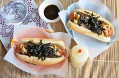 Hot Dog tipo japon